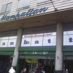 Centro Comercial Manhattan en Bogotá