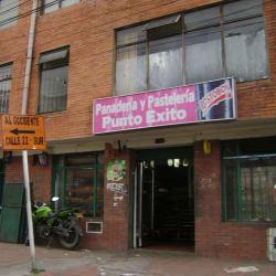 Panadería y Pastelería Punto Éxito en Bogotá