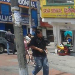 El Caldero Parilla en Bogotá