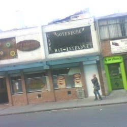 Friends Hamburguesas en Bogotá
