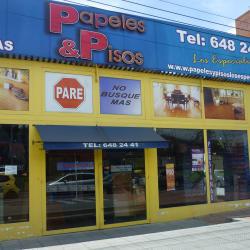 Papeles & Pisos Los Especilistas en Bogotá
