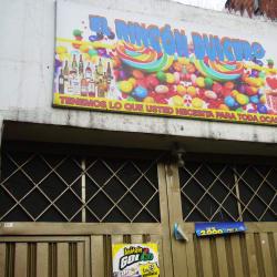 El Rincón Dulcero en Bogotá
