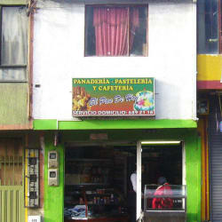 Panadería Pastelería y Cafetería El Pan De Hoy en Bogotá