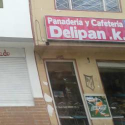 Panadería y Cafetería Delipan K  en Bogotá