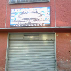 Lujos JM en Bogotá