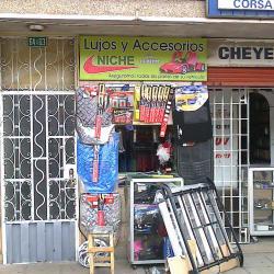 Lujos y Accesorios Niche en Bogotá