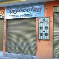 JJarepuestos Inyección y Eléctricos en Bogotá