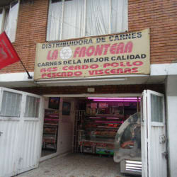 Distribuidora De Carnes La Frontera en Bogotá