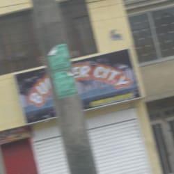 Burguer City en Bogotá