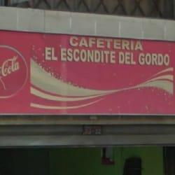 Cafetería El Escondite Del Gordo en Bogotá