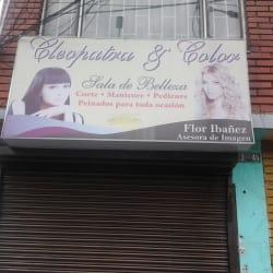 Cleopatra y Color en Bogotá