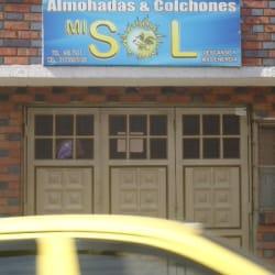 Colchones & Almohadas Mi Sol en Bogotá