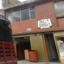 Angel M Quiroga R en Bogotá