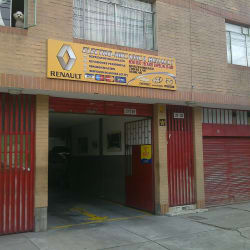 Electromecánica Renaul en Bogotá