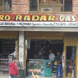 Electro Radar Gas  en Bogotá
