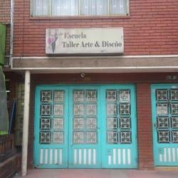 Escuela Taller Arte y Diseño en Bogotá