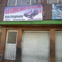 La Casa del Espejo en Bogotá