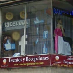 Eventos Y Recepciones en Bogotá
