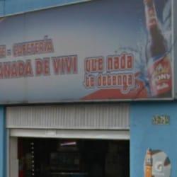 La Rica Empanada de Vivi en Bogotá