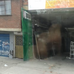 Vidrios Triana y Cia Ltda. en Bogotá