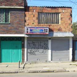 Vidrios y Aluminios Yireth en Bogotá