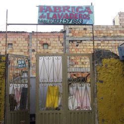 Fábrica De Lavaderos en Bogotá