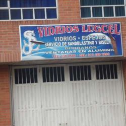 Vidrios Lugcel en Bogotá