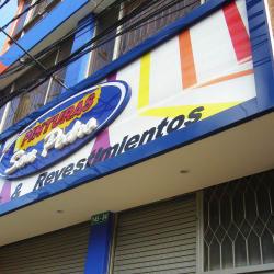 Pinturas San Pedro en Bogotá