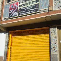 Ferre Eléctricos Paula Tatiana en Bogotá