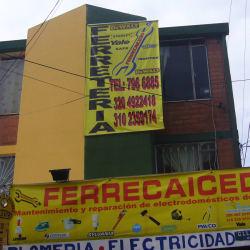 Ferrecaicedo en Bogotá