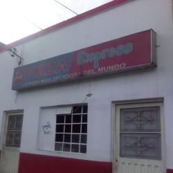 Pizza Express Carrera 98 en Bogotá