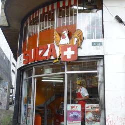 Pollo Suiza en Bogotá