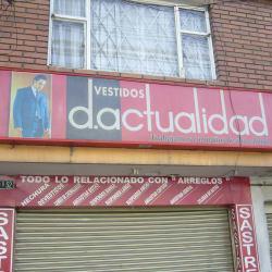 Vestidos D.Actualidad en Bogotá