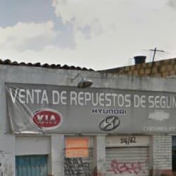 Venta de Repuestos de Segunda en Bogotá