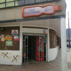 Venta Víveres y Heladería en Bogotá