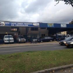 Ventas Compras Permutas Consignaciones de Vehículos en Bogotá