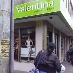 Valentina Mundo Íntimo en Bogotá