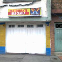 Restaurante Bar Camila en Bogotá