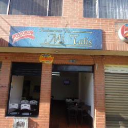 Restaurante Bar Mi Tatis en Bogotá