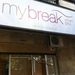 Spa My Break en Santiago