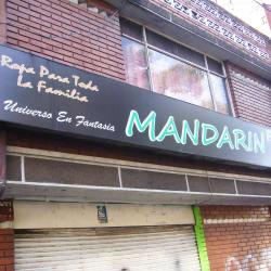 Mandarin Fashions en Bogotá