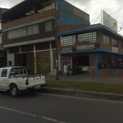 Maquipin Ltda. en Bogotá