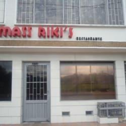 Mass Riki's Restaurante en Bogotá