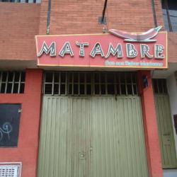 Matambre en Bogotá