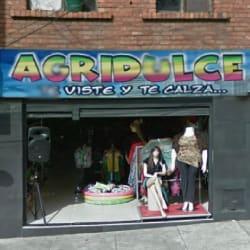 Agridulce en Bogotá