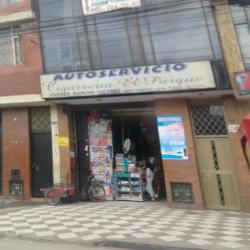 Autoservicio Cigarrería El Parque en Bogotá