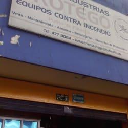 Industrias Protego en Bogotá