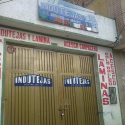 Indutejas en Bogotá
