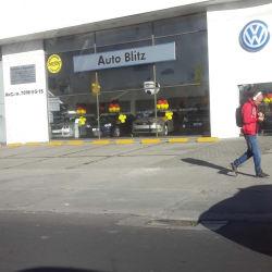 Auto Blitz en Bogotá