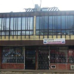 Restaurante Camilita en Bogotá